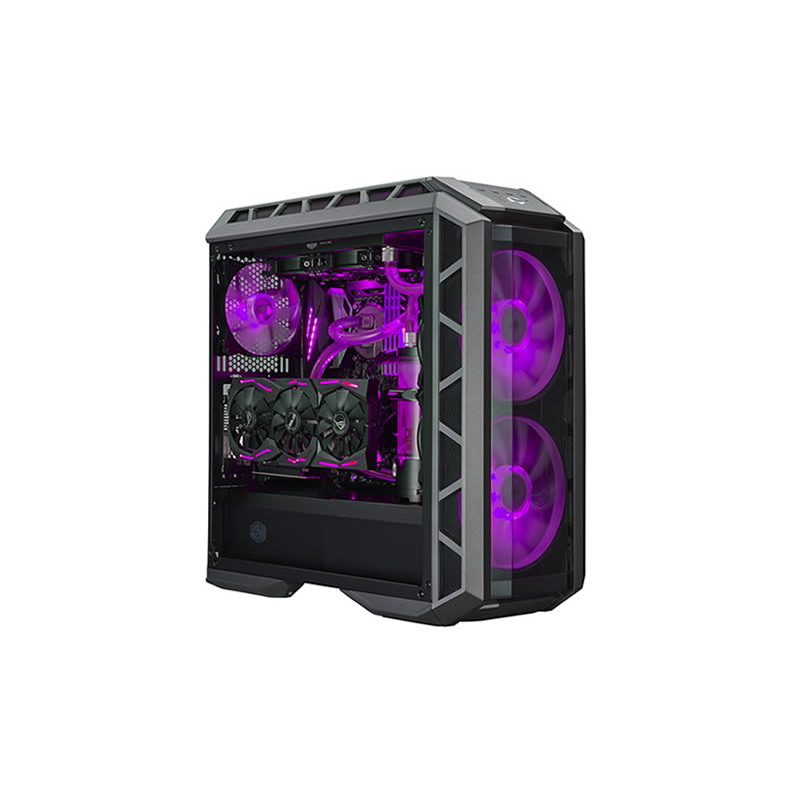H500P-Z390 - Le PC de gaming par PCVERT